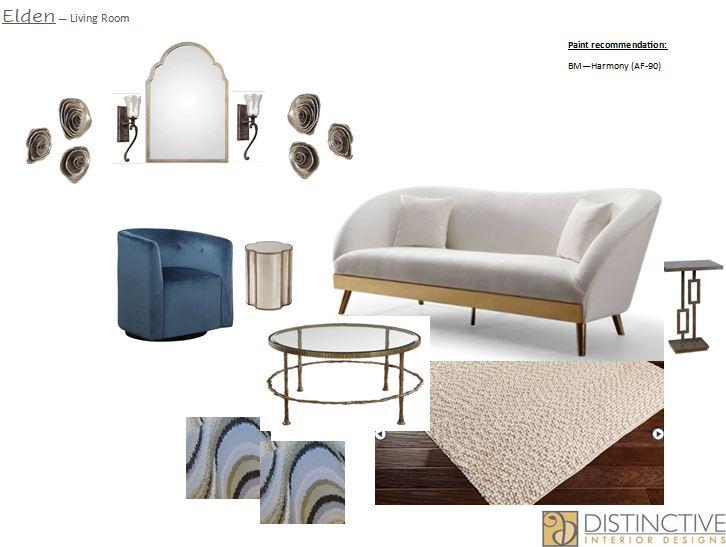 Living Room Design Deck