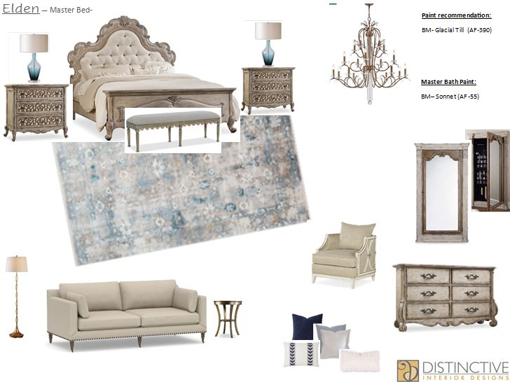 Master Bedroom Design Deck