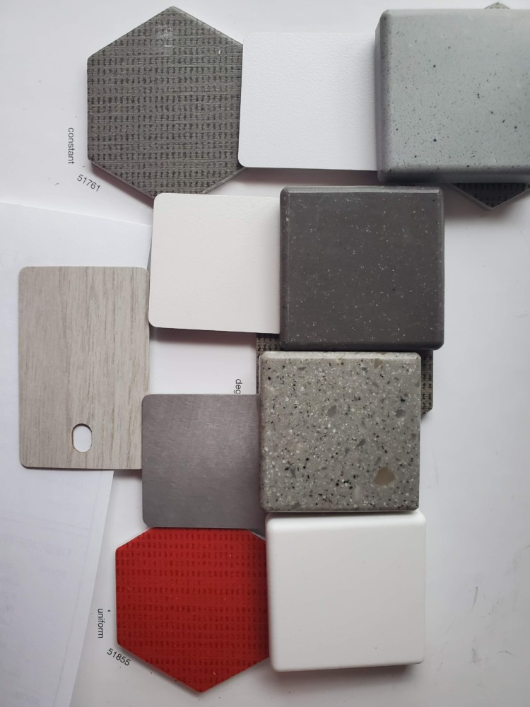 Flooring, Laminate, Solid Surface Selections