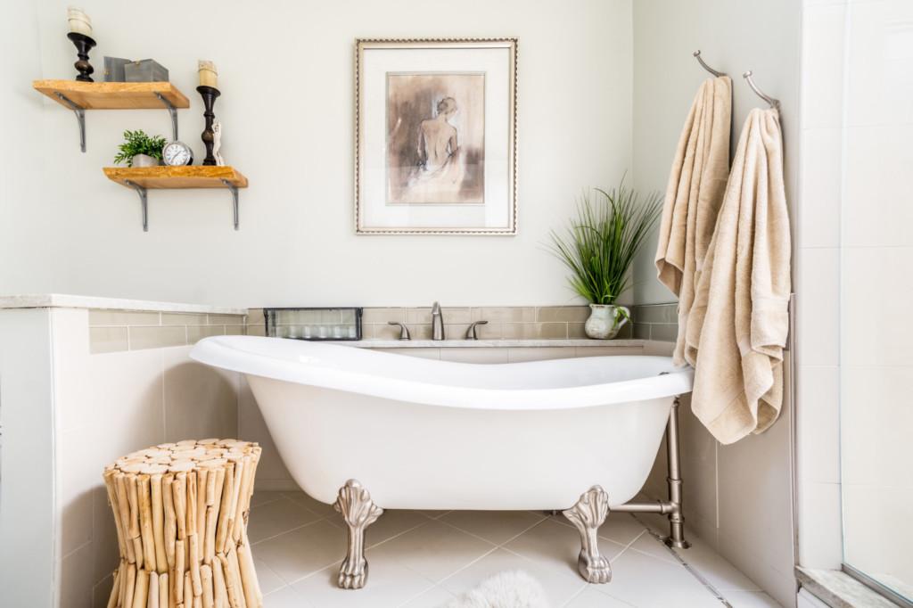 Spa Bath Freestanding claw foot tub 2021