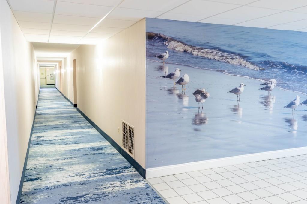 Ocean Place Condos Cooridor hall 2 Horizontal