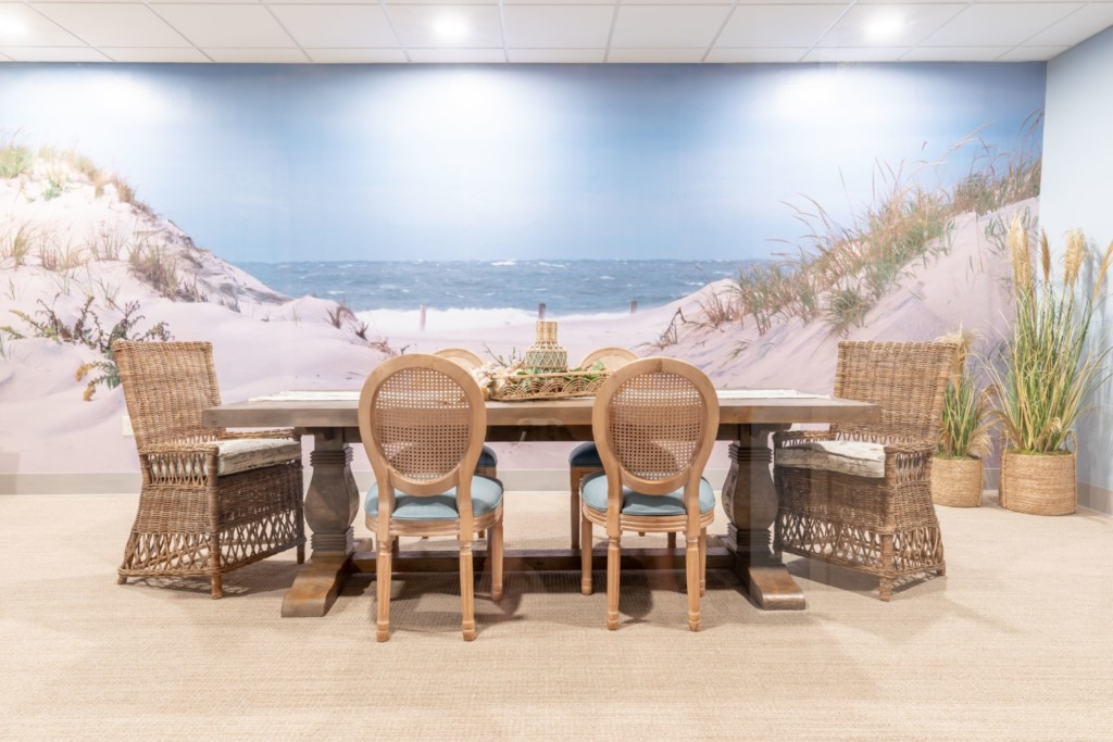 Ocean Place lounge table
